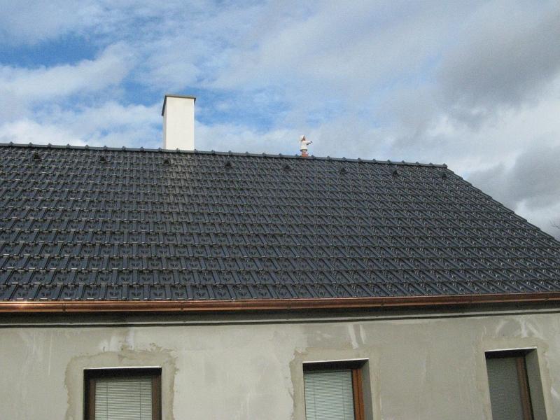 Lounky – střecha